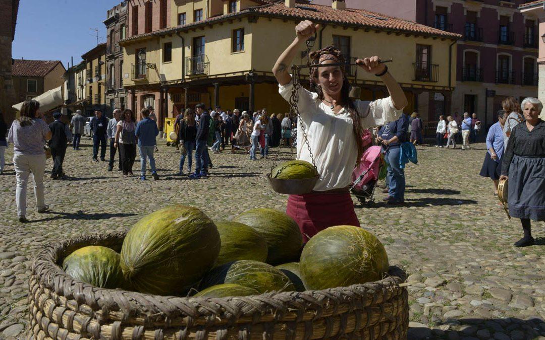 'La Melonera' regresa a la Plaza del Grano